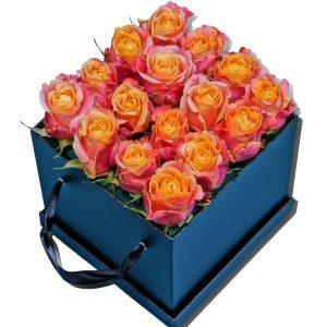 Flowerbox orange